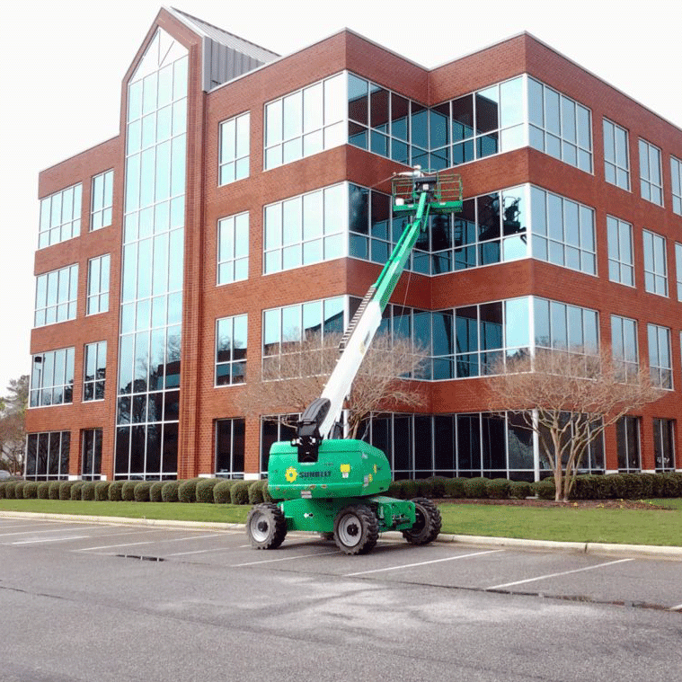Richmond Commercial Power Washing Services